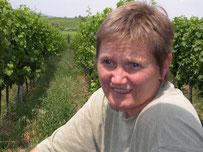 Gudrun Croissant - die Weinmacherin
