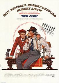 Plakat der Clou