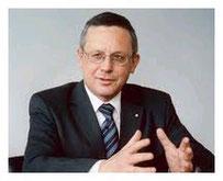 SVV-Präsident Erich Walser