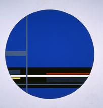 Jean Gorin, Néoplastique A4, sans date, sérigraphie, collection artothèque du musée des beaux-arts de Brest métropole.