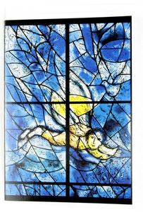 Karte zur Diakonatsweihe - Karte Chagall