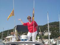 Прогулки на яхте по Коста Брава, морские экскурсии на Коста Брава