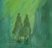 Ausschnitt aus den neuen Cover von Lichtsturm II