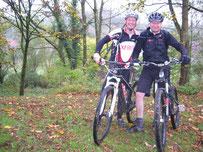 Martin Dielemm aus Alkmaar (NL) und Nicolaas Komen aus Zaandum (NL)
