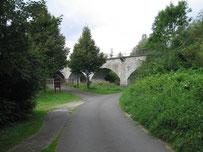 Viadukt der Almetalbahn