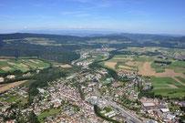 Basel Regio Rundflug