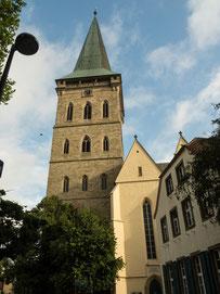 Bild: Die Katharinenkirche in Osnabrück