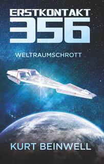 Lektorat, Science Fiction, Weltraum, Schrottsammler