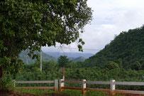 Hills near Khao Yai, Nakhon Ratchasima province, Thailand