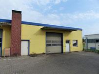 Lagerhalle in Pinneberg