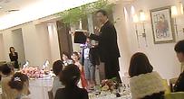 結婚式余興出演