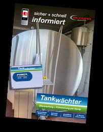 Tankwächter für Milchtanks – Menken & Drees Coesfeld