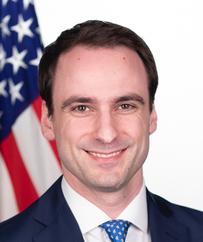 US Chief Technology Officer Michael Kratsios