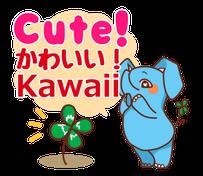 泰国屋キャラクター ステッカー 【taikokuya character sticker】 【LINEスタンプから飛び出した オリジナルグッズ】