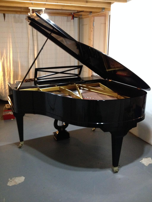 Pleyel F noir Napoleon III