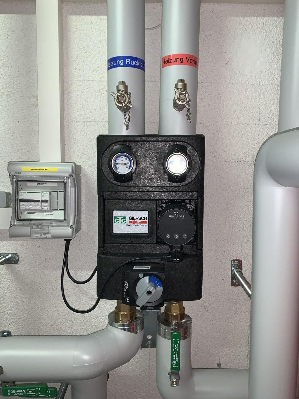 neue Kompakt-Pumpengruppe