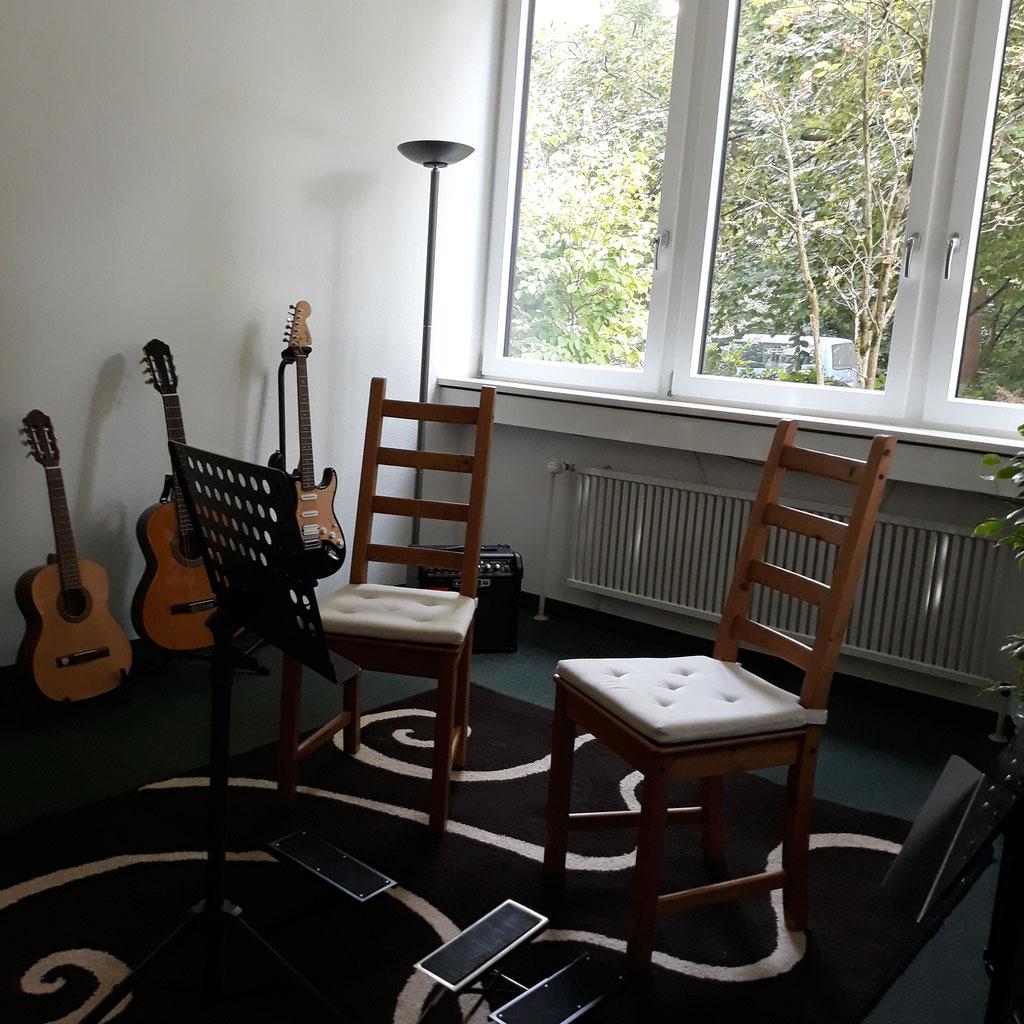 Gitarrenunterricht München Schwabing
