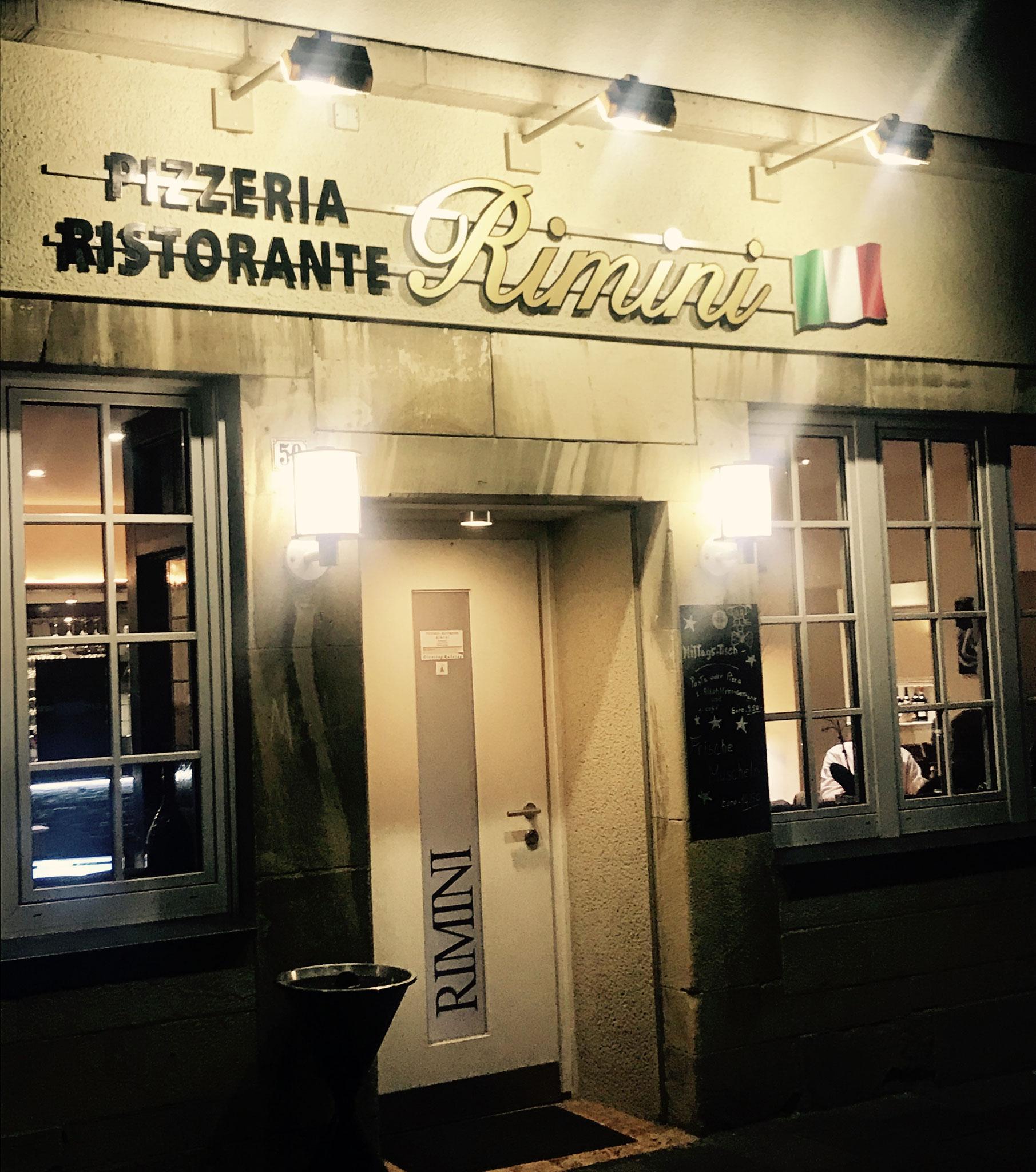 Italienische Küche Münster | Pizzeria Ristorante Rimini Da Domenico Ristorante Riminis Webseite
