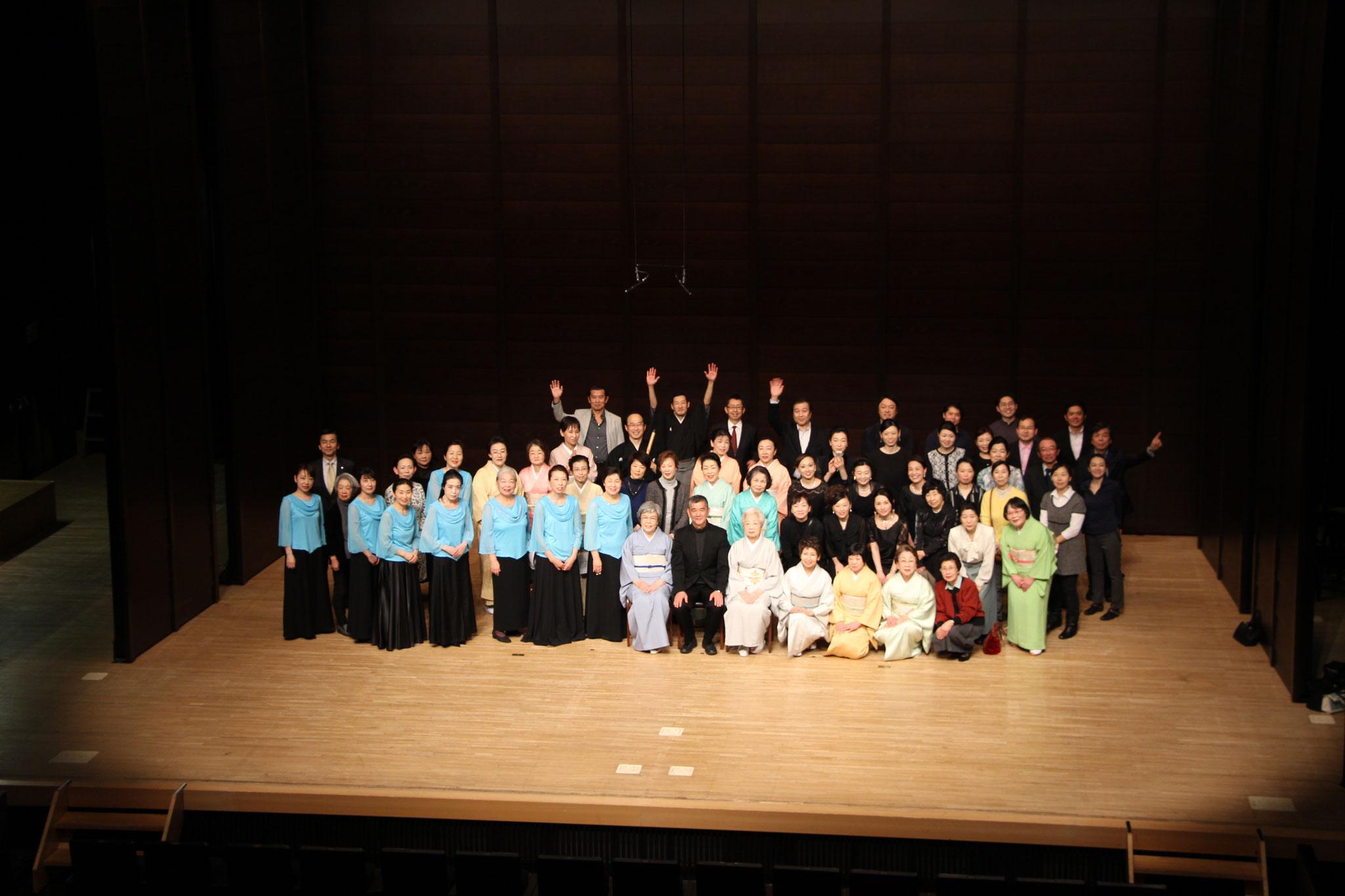 2017年3月7日 現代邦楽「響」 於:渋谷区大和田伝承ホール