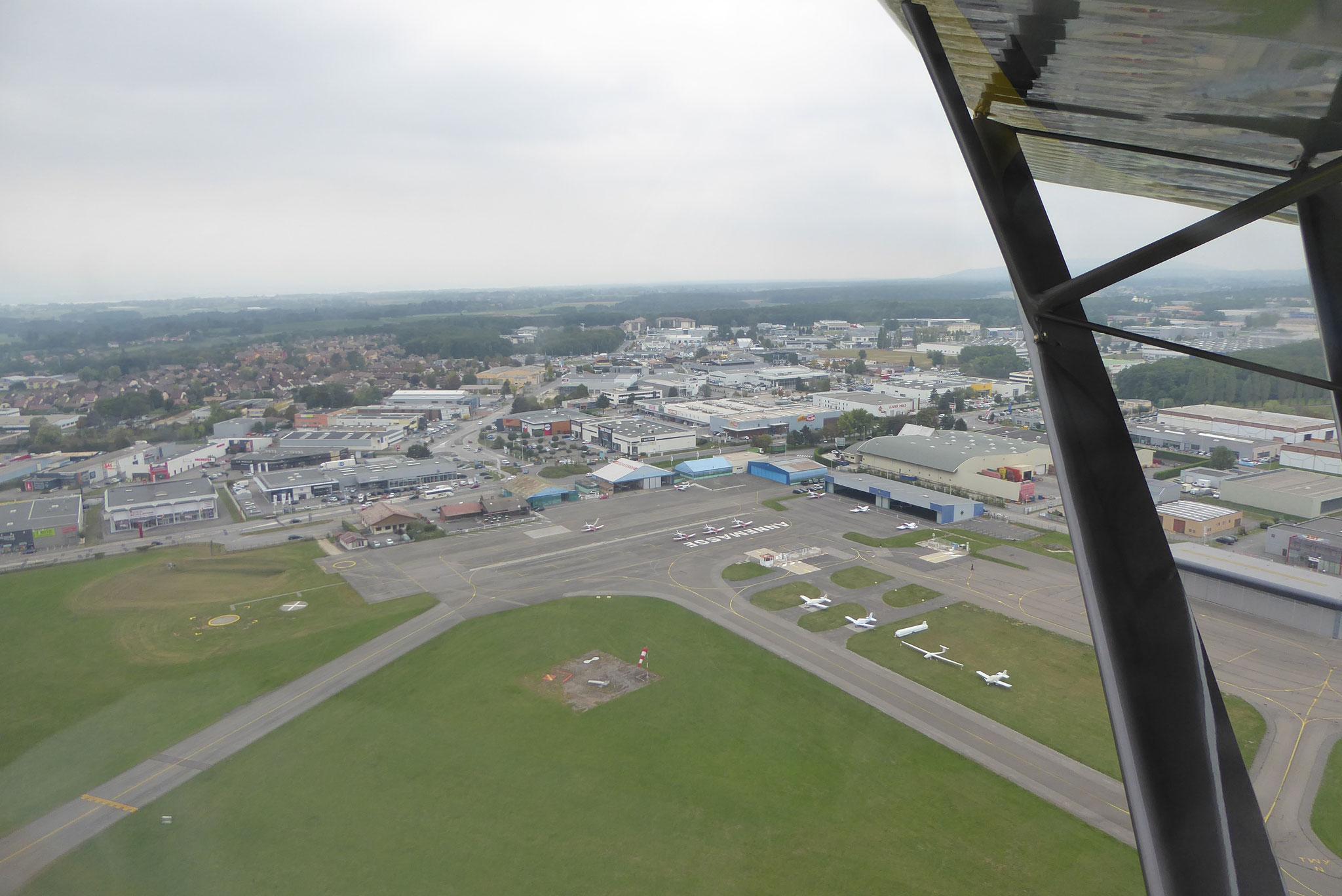 Zollausflug F in Annemasse