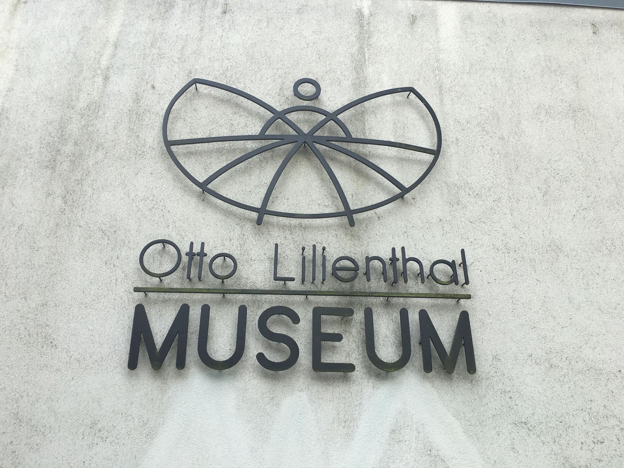 Anklam ist die Geburtsstadt von Otto Lilienthal