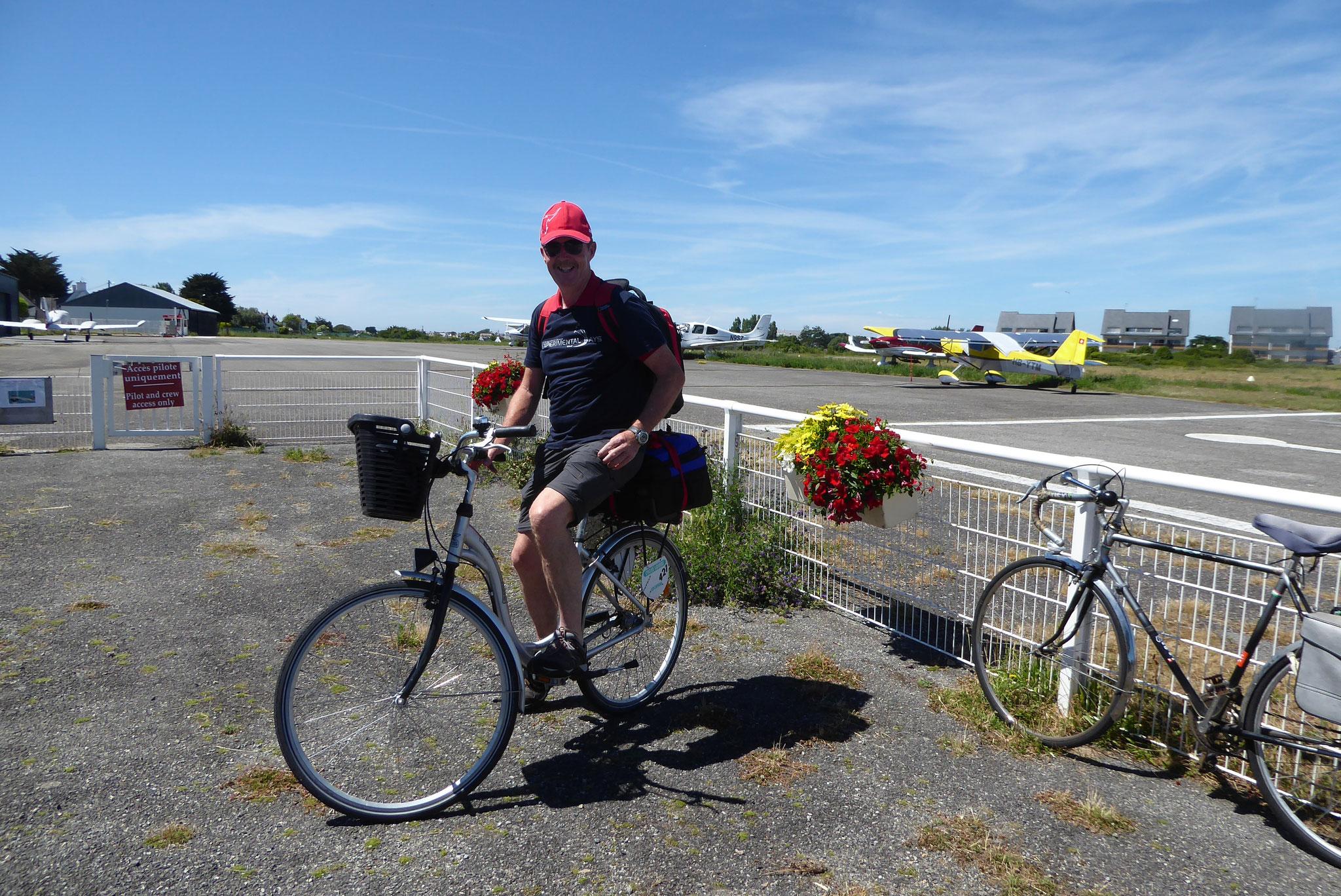 Fly & Bike in Quiberon