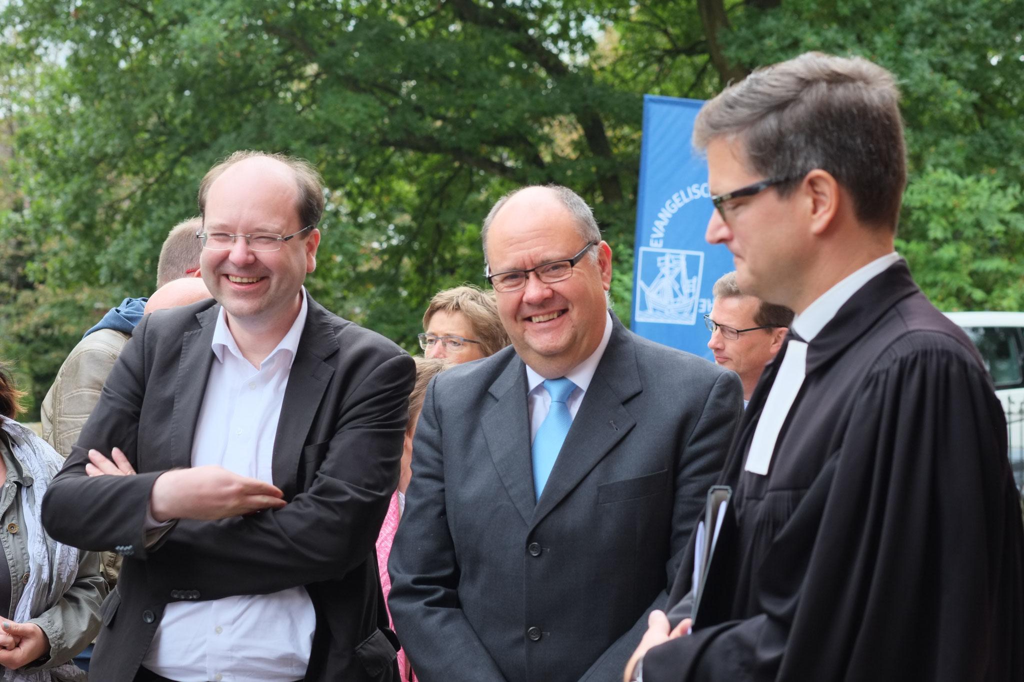 Landeserntedankfest 02.10.2016 in Hinte, Foto: Marketinggesellschaft