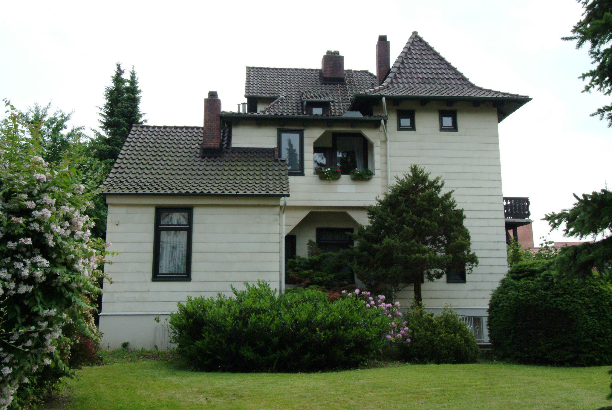 Vorher - Altbausanierung Bad-Harzburg
