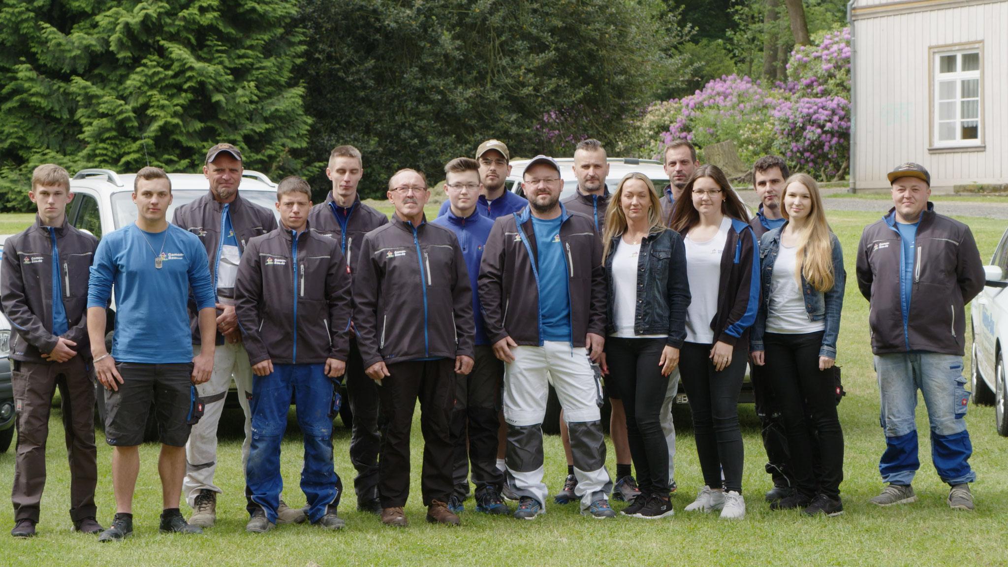 Das Gamon Bau Team