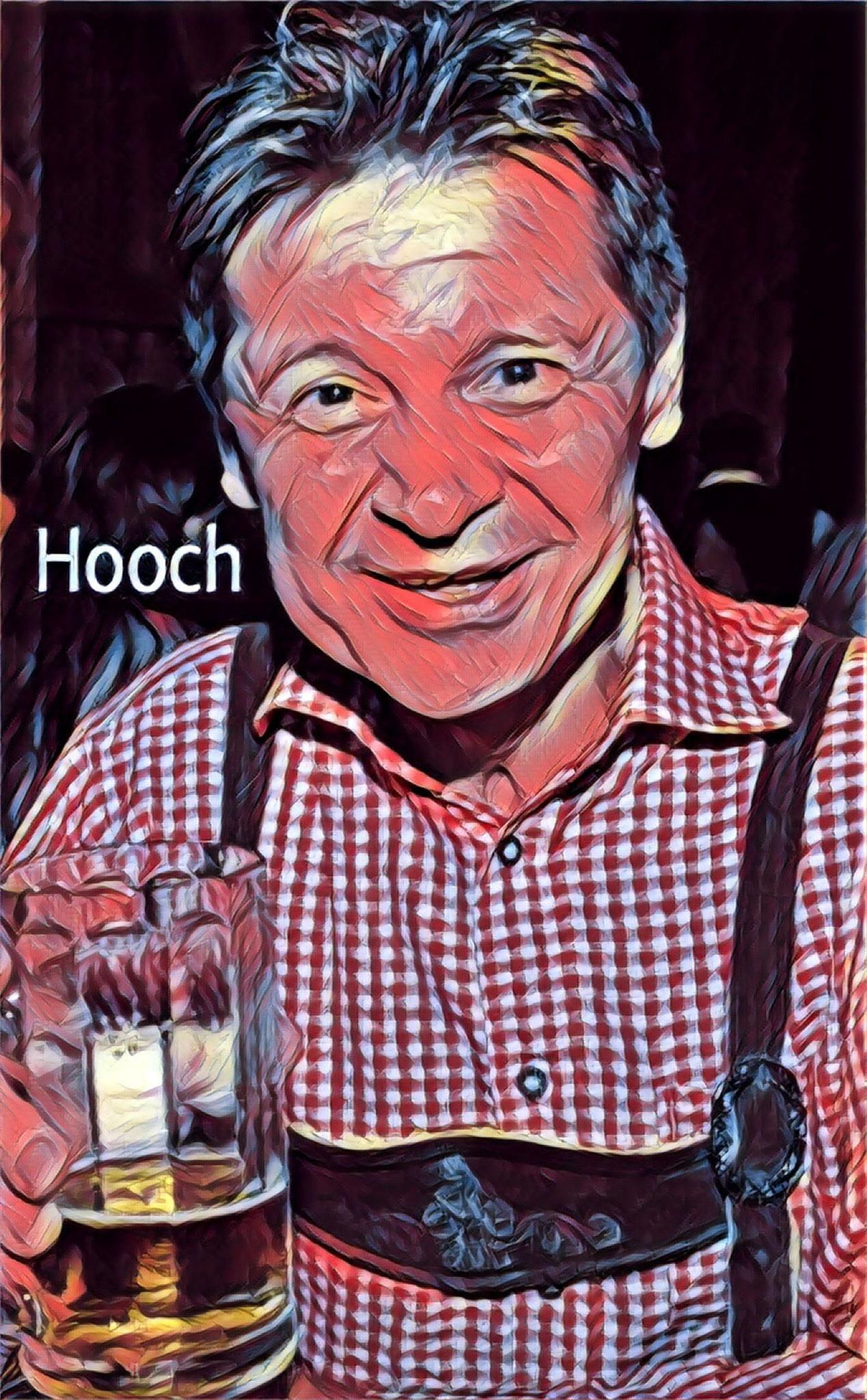 """Josef """"Hooch"""" Theiler"""