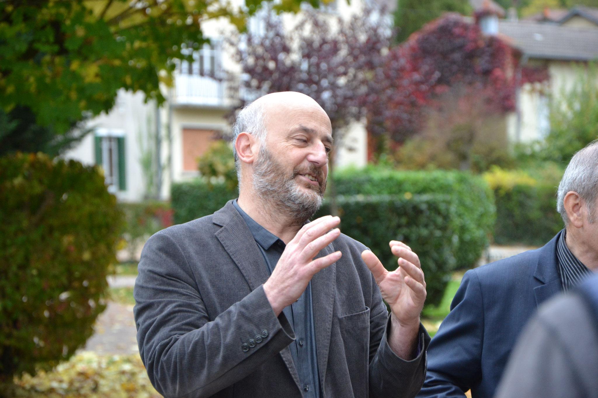 Frédéric DREVET - Maire La Vôge les Bains