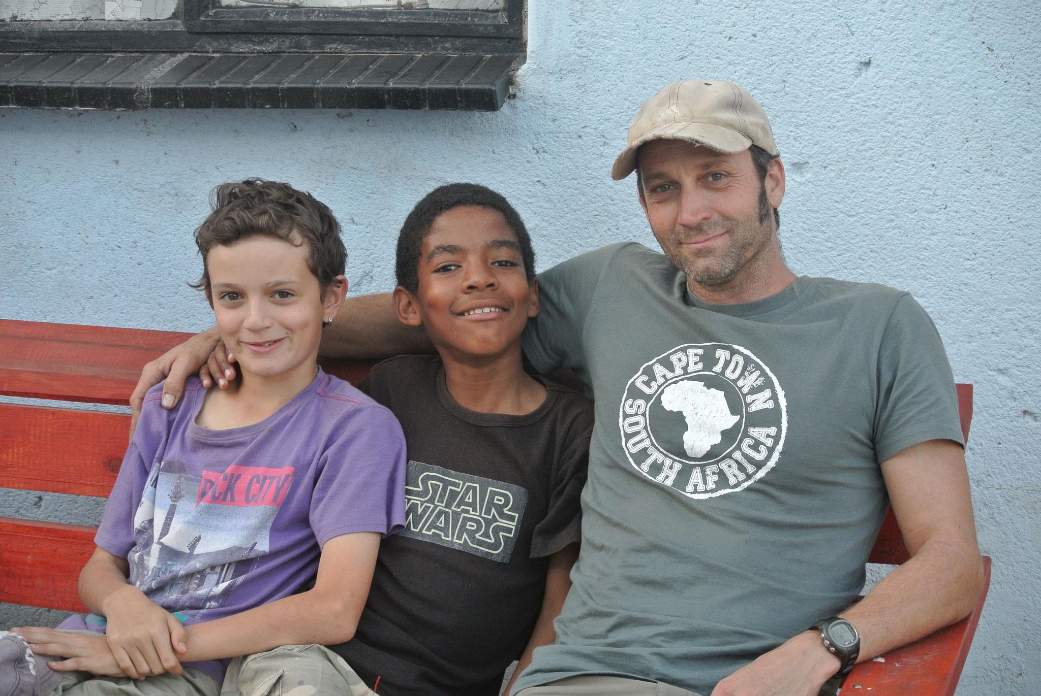 Jeremias, Jerome und Ruben