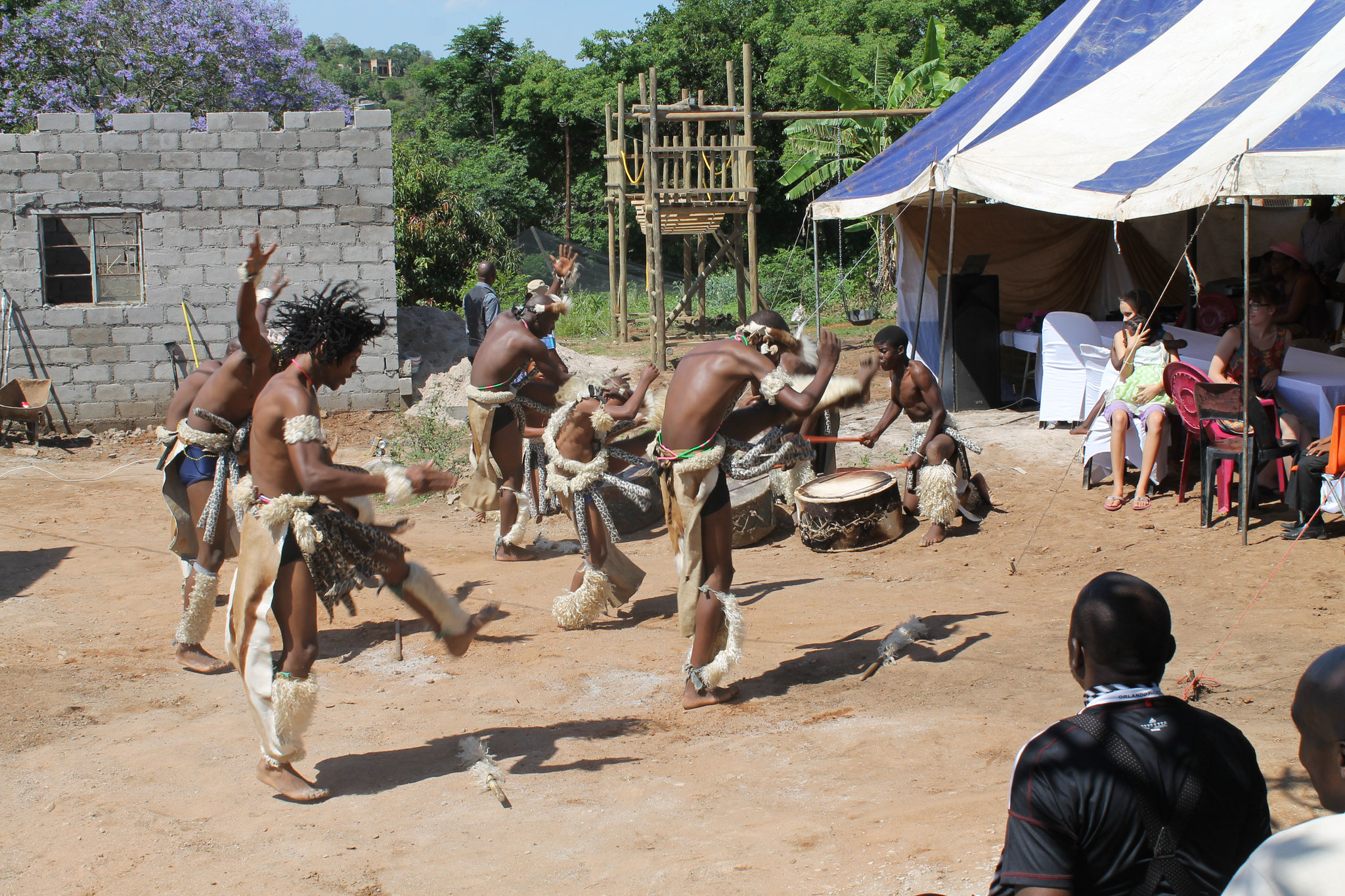Savuka Tanzgruppe