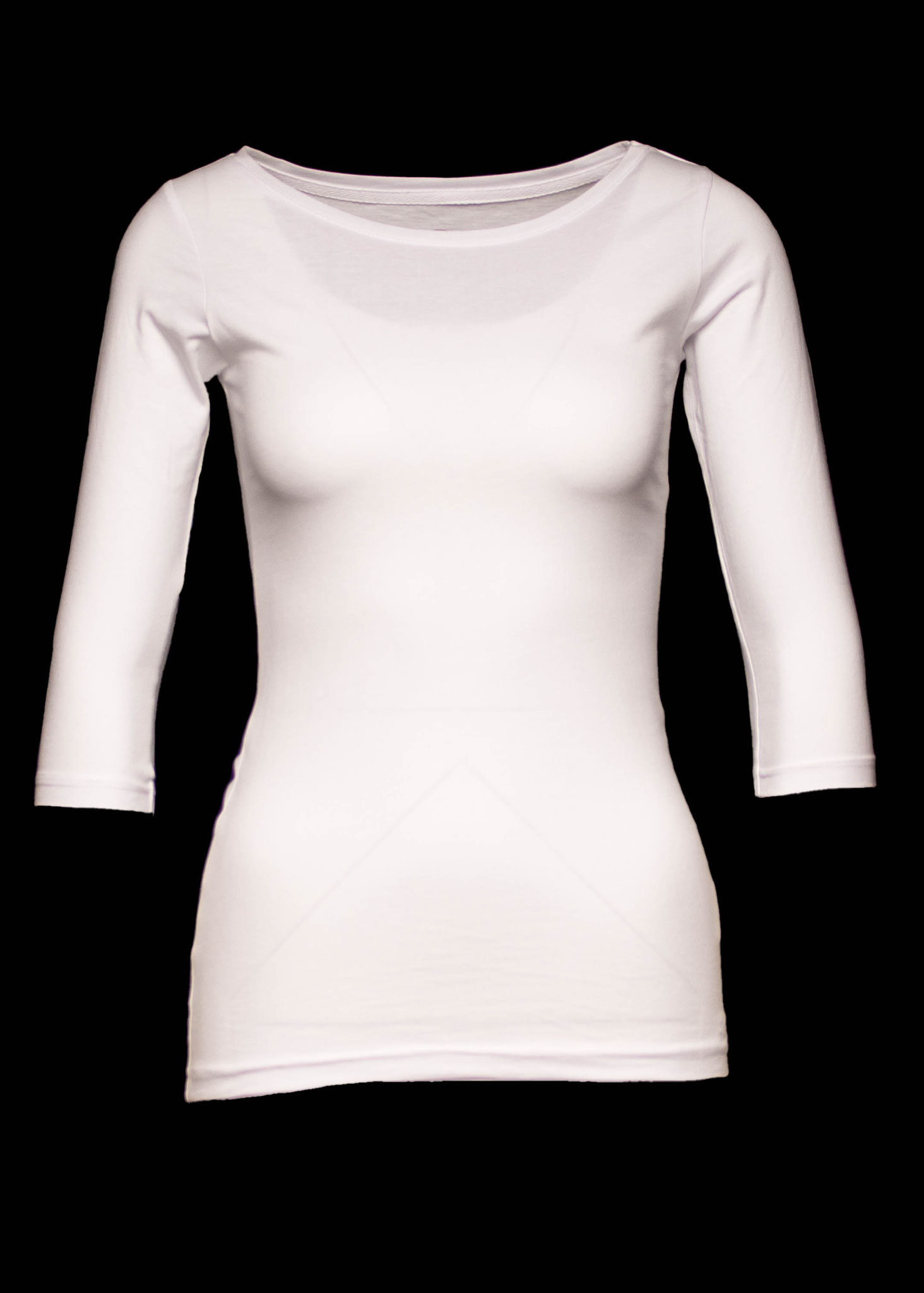3/4 ARM SHIRT BAUMWOLLE 12,99€