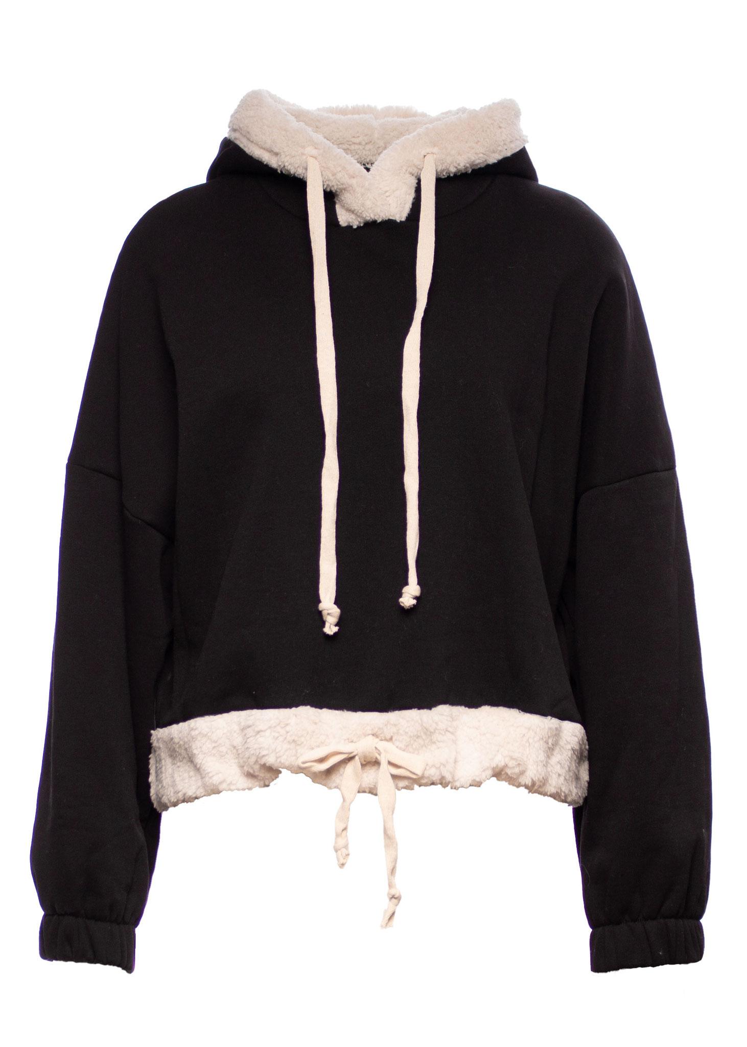 """Sweatshirt """"Plüsch"""" 34,99€"""