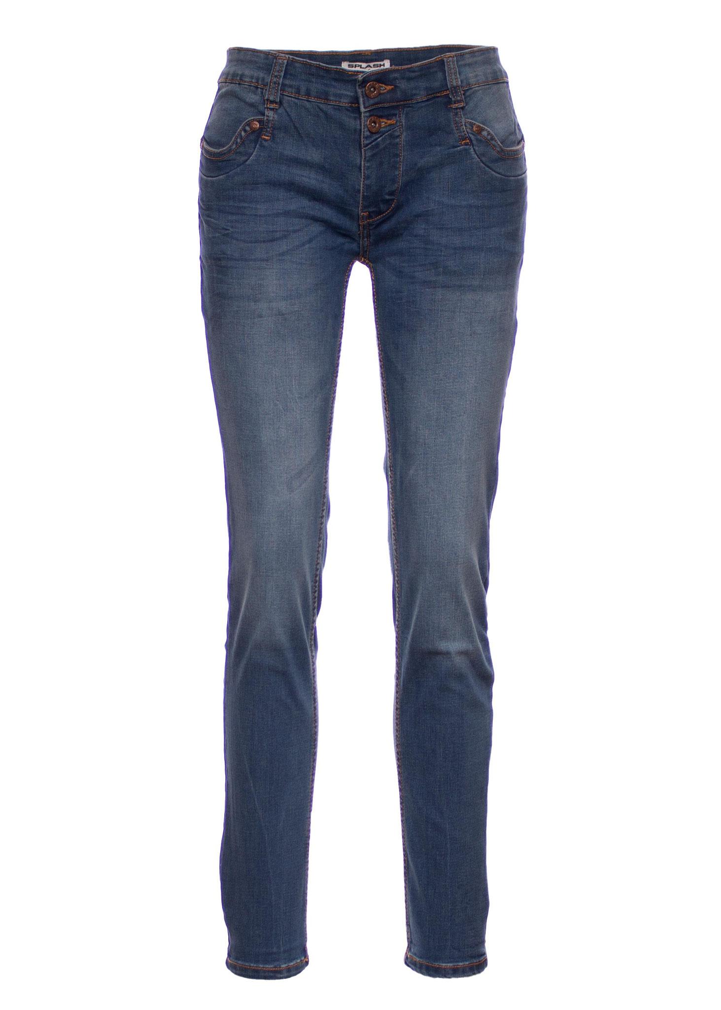 Jeans Doppelknopf 39,99€