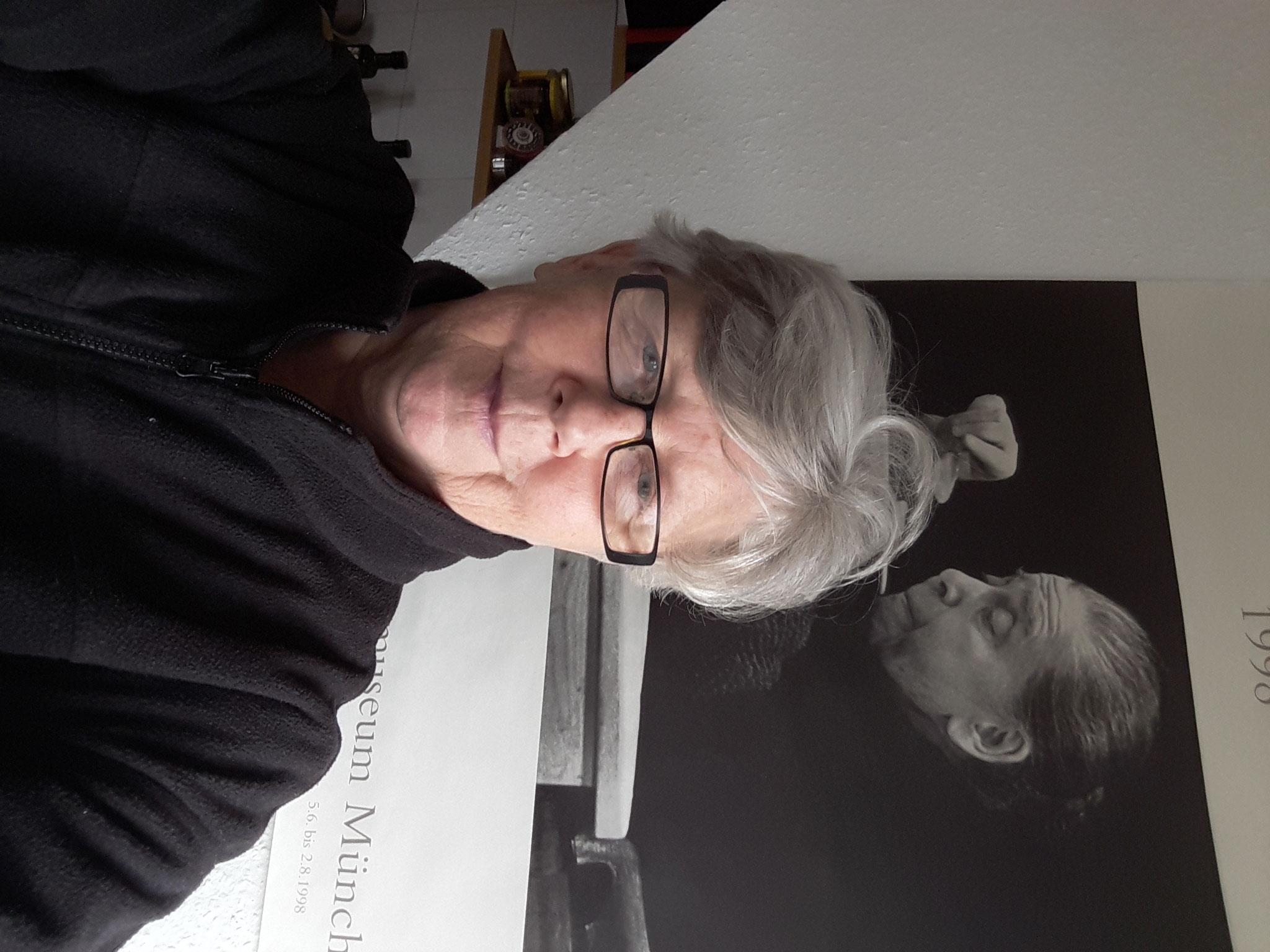 Selfie mit Therese März 2018 (C Martina Weiland)