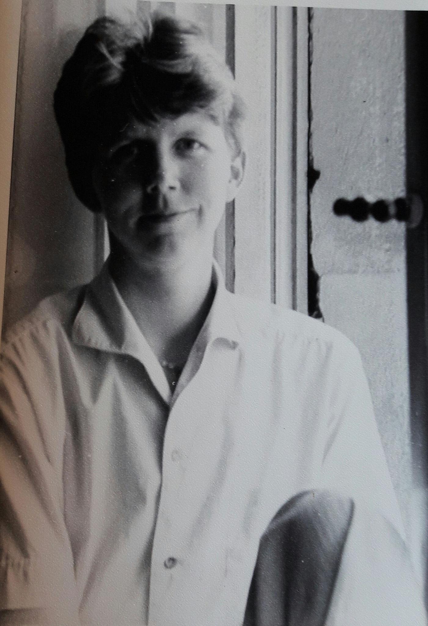 Winterfeldstr. 37, 1983 oder 1984 (C Martina Weiland)