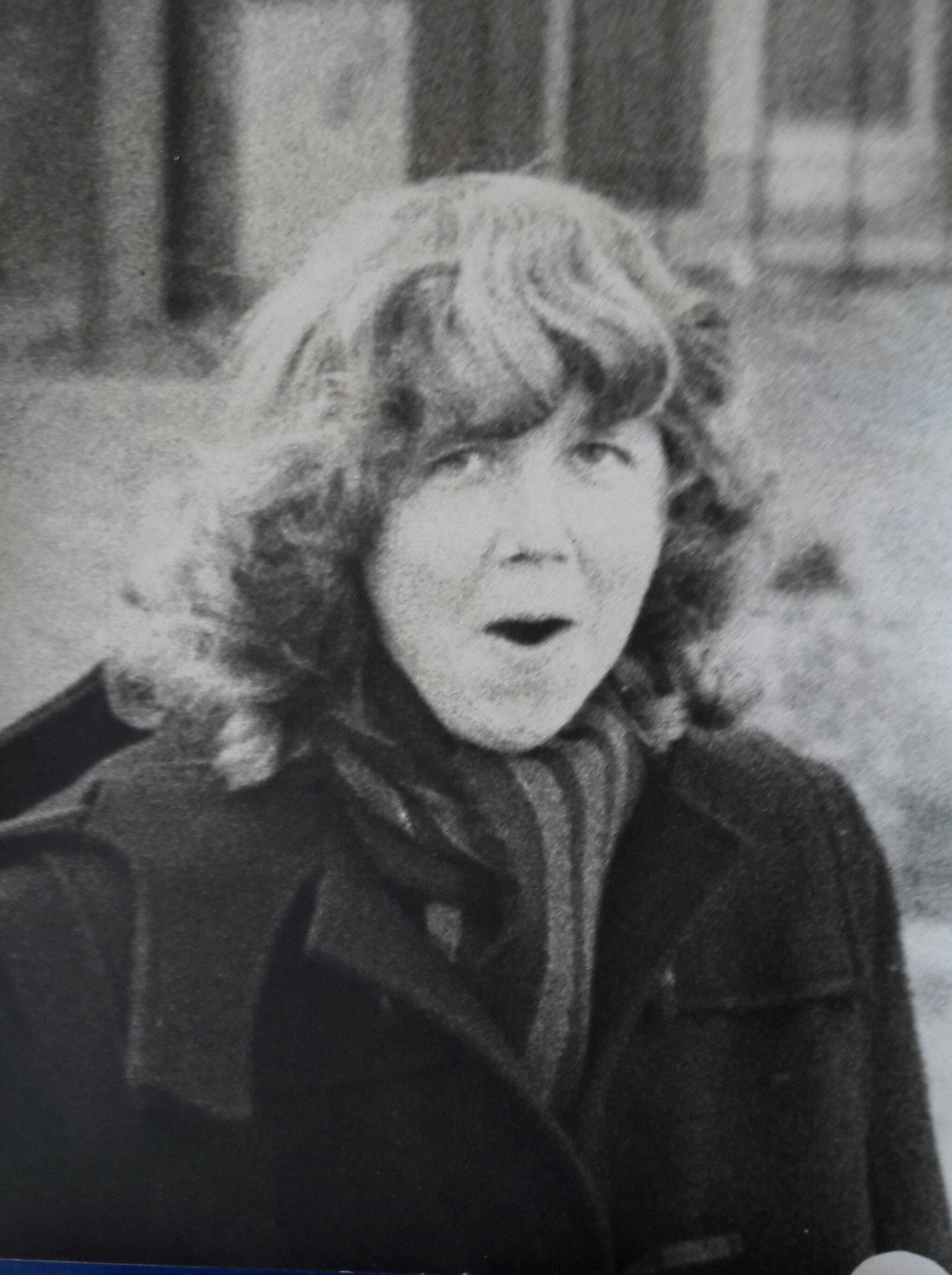 1973 in Göttingen (C Martina Weiland)