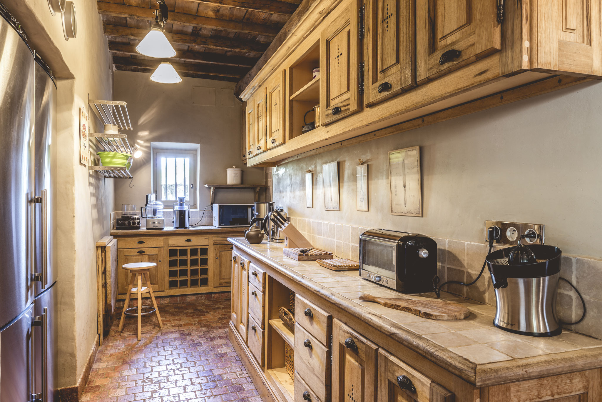 Authentic Luxury Family House for Rent in Provence