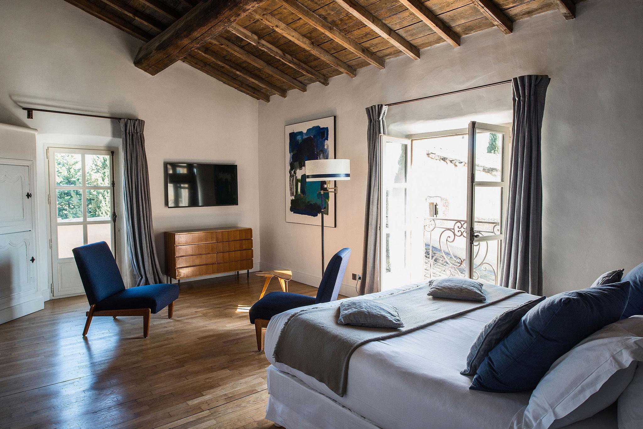 La Souleilladou, Terrace Deluxe Room
