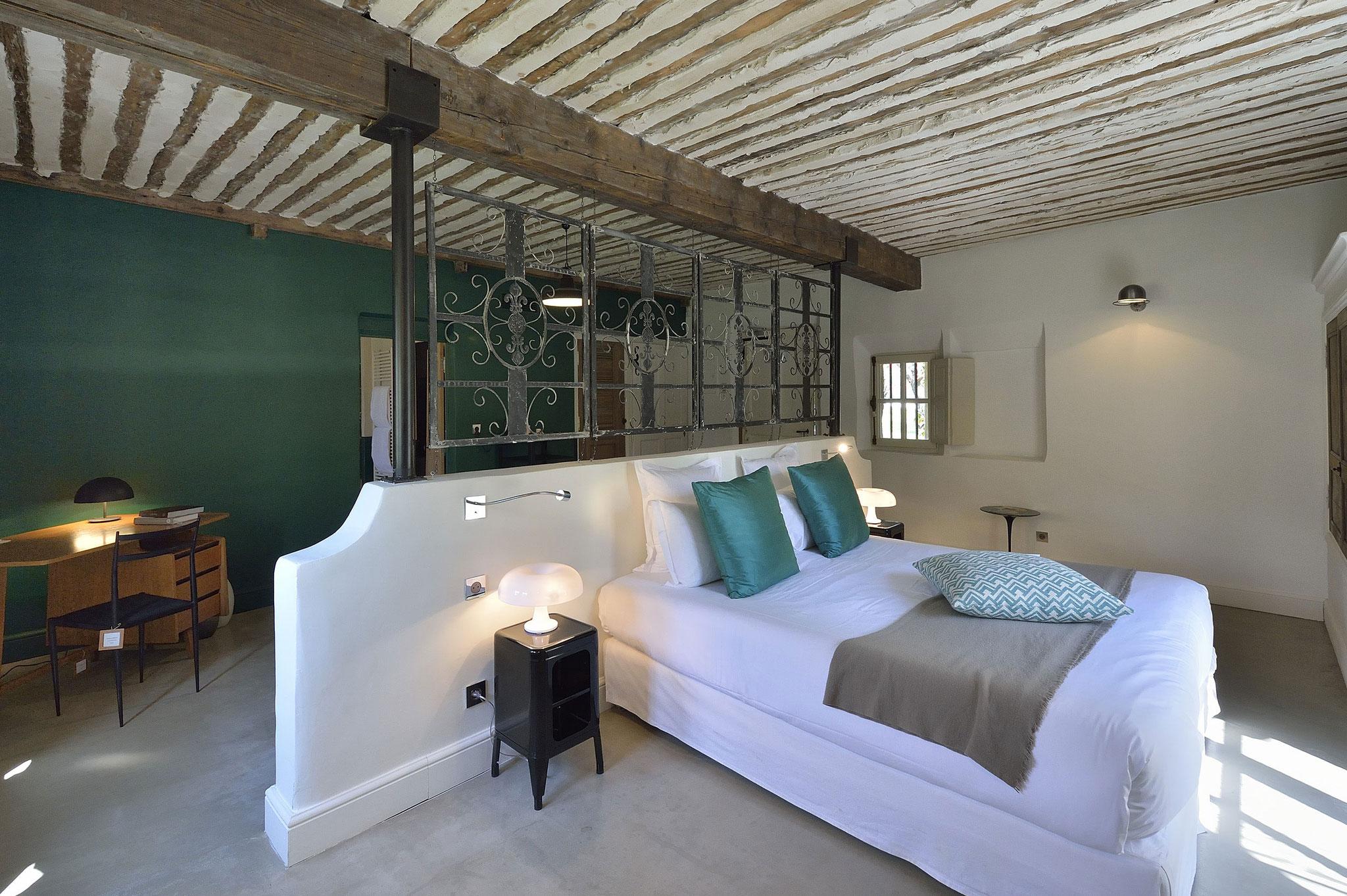 L'Étude, Terrace Deluxe Room