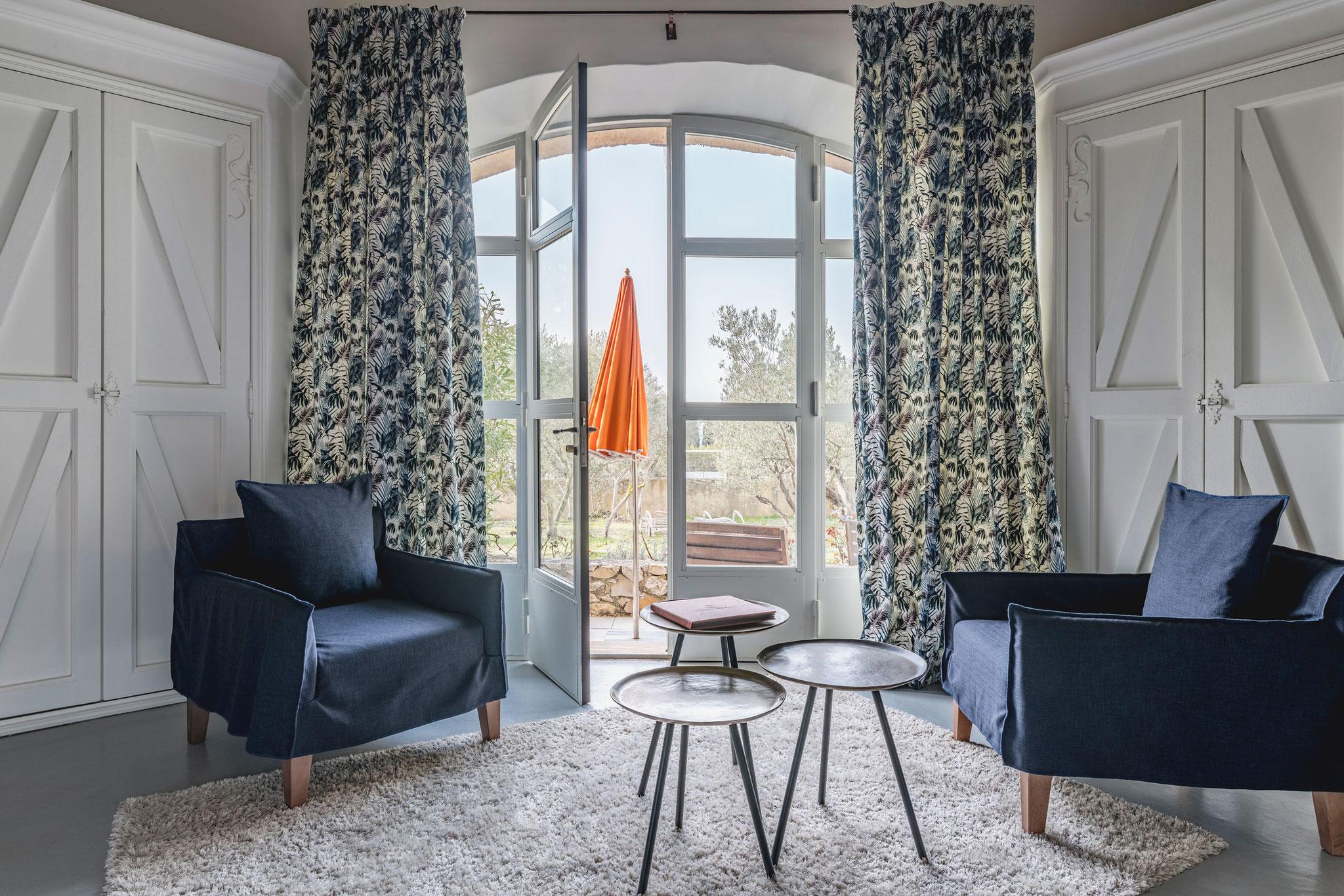 La Calade, Terrace Deluxe Room