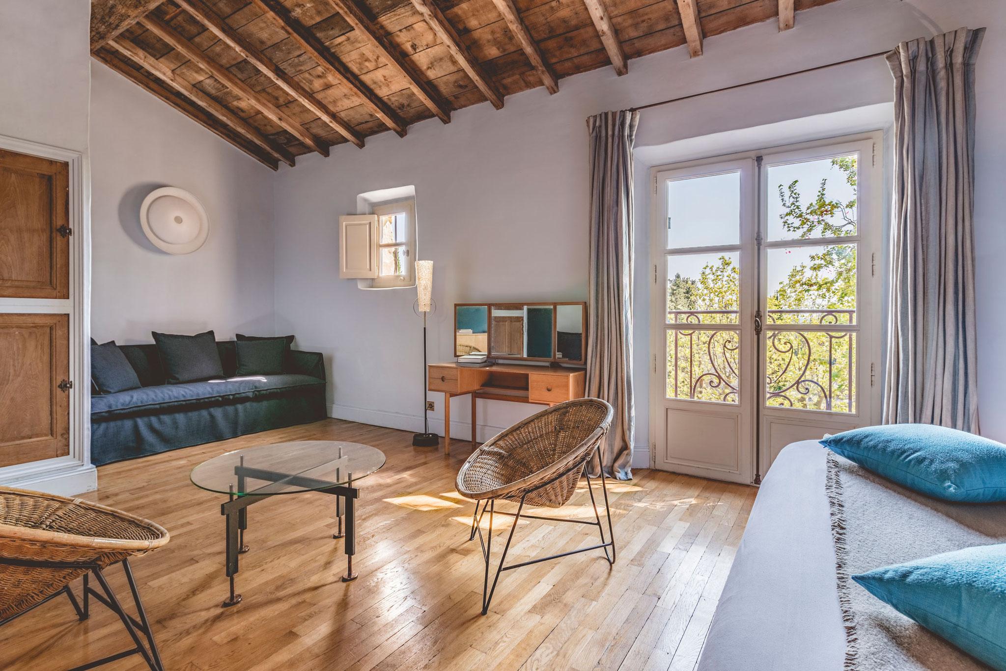 La Génoise, Deluxe Room