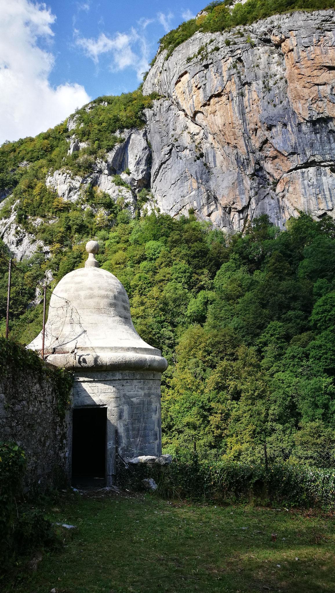 Dans le Fort