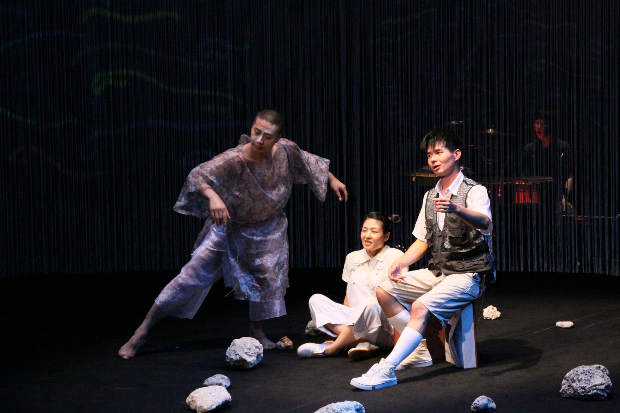 2009年 日本・韓国共同制作「アイランド・キッチン」