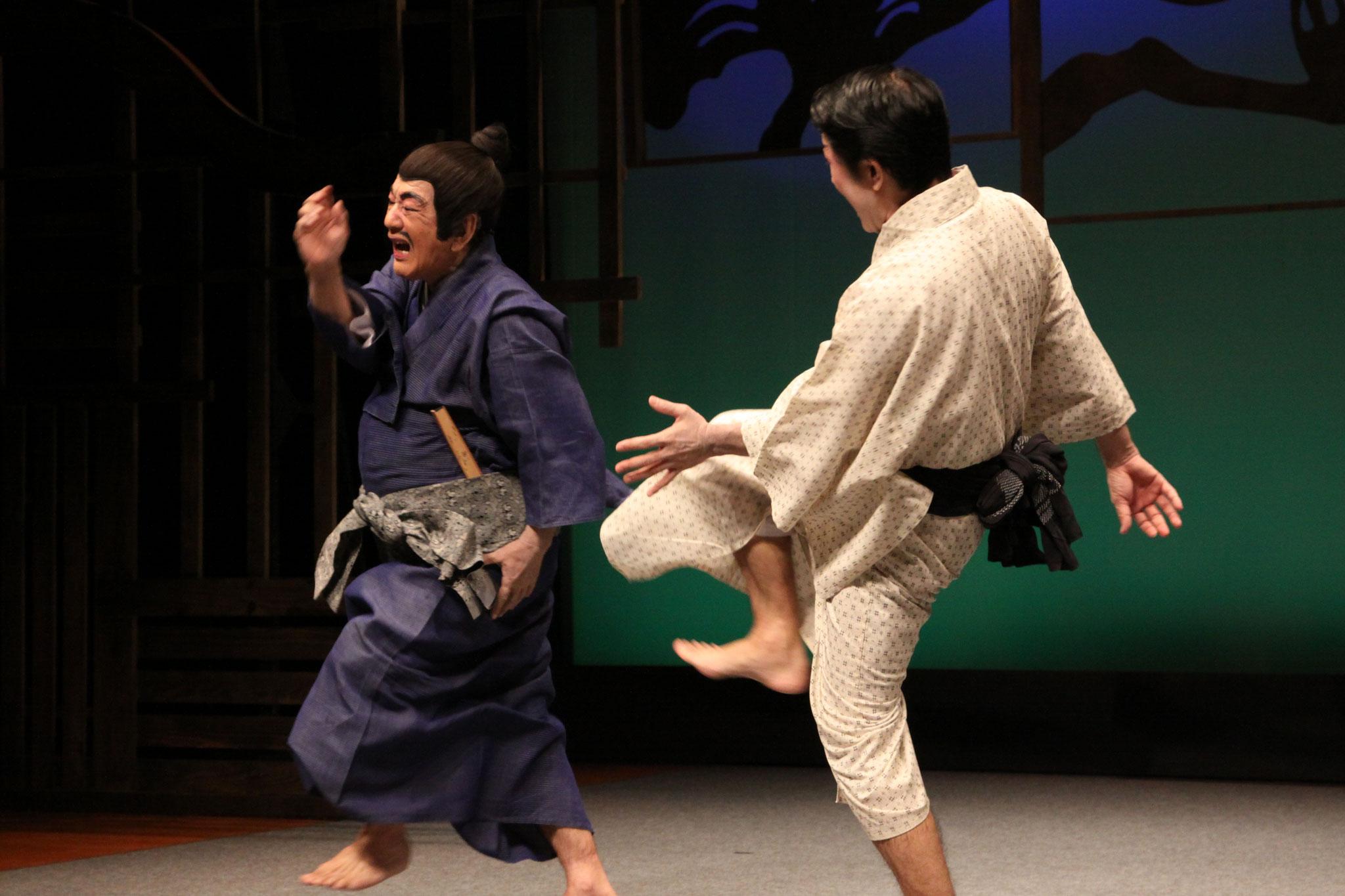 2009年 「沖縄芝居・きざみ節」