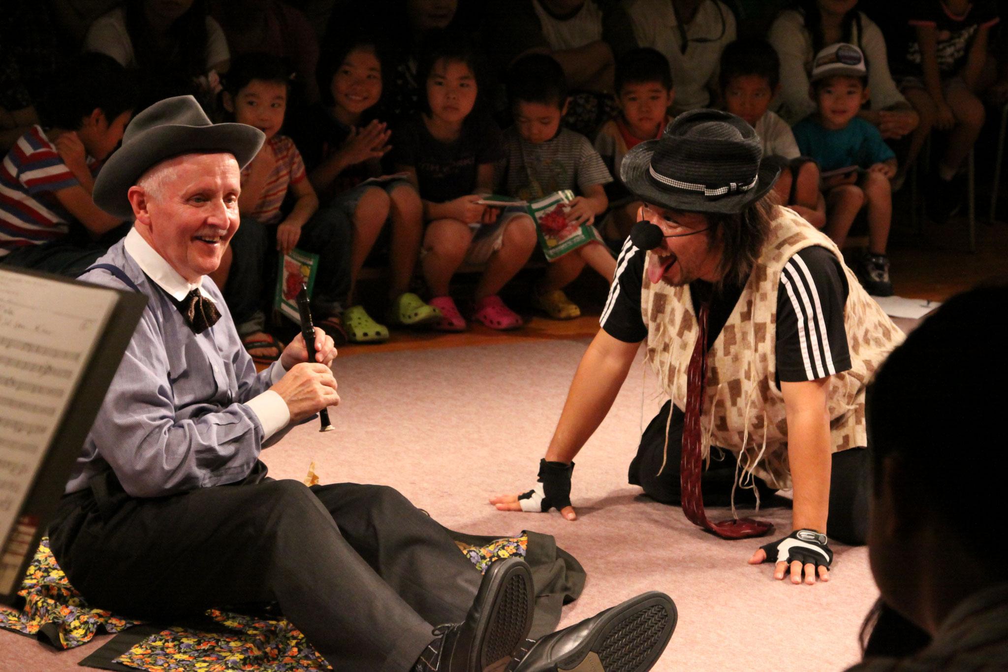 2006年 日本・スウェーデン共同制作「小さな紳士」
