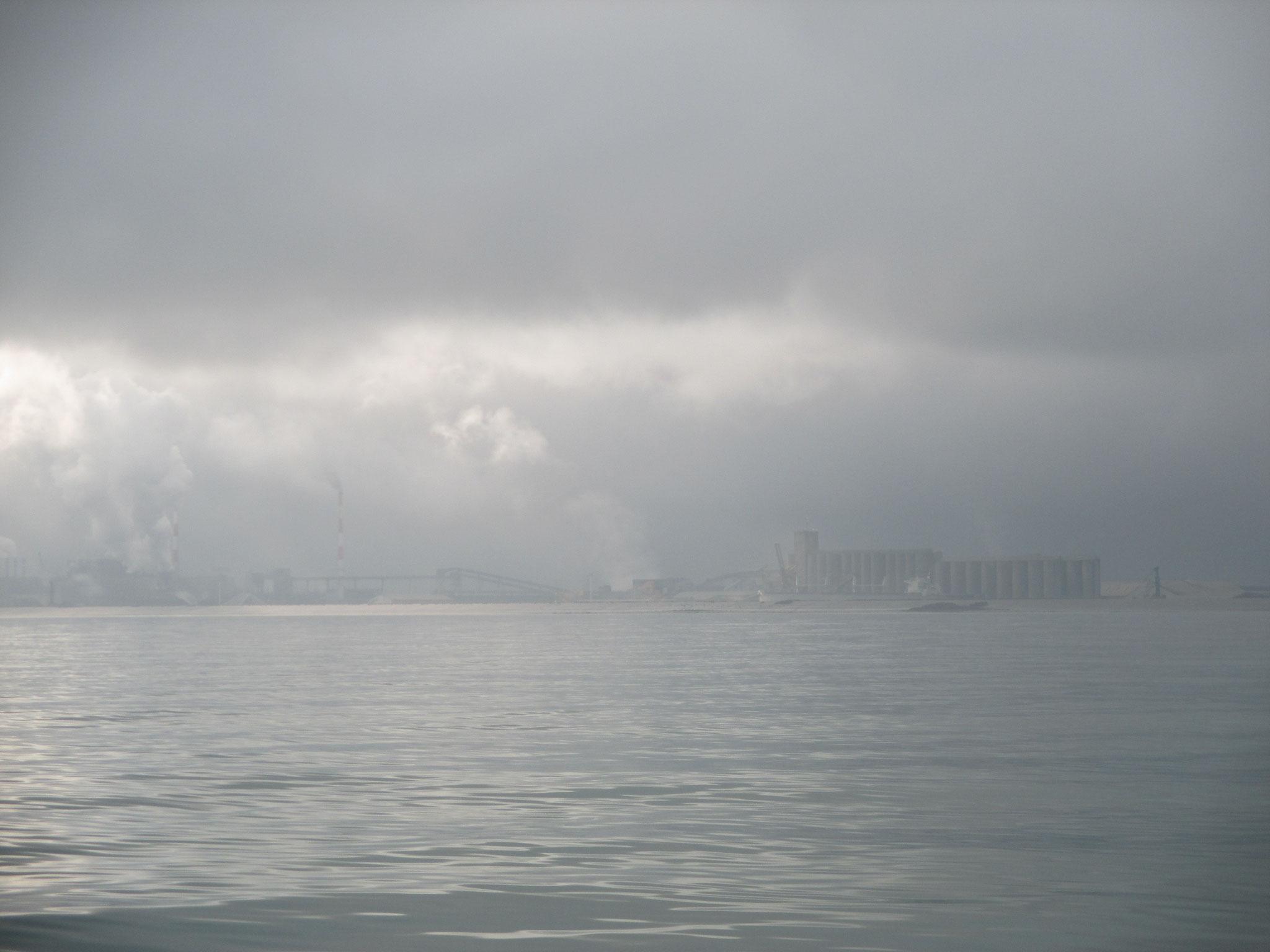 Und hier kommt er: der Nebel des Grauens