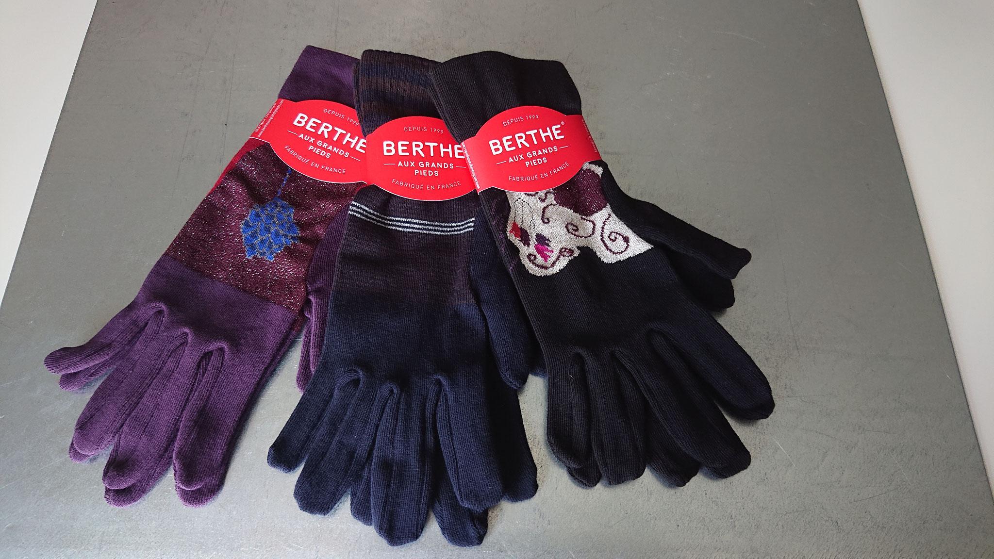 Handschuhe Baumwollgemisch (CHF 49.)
